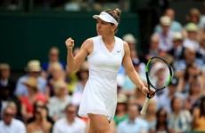 Simona Halep stuns Serena Williams in straight sets to win Wimbledon