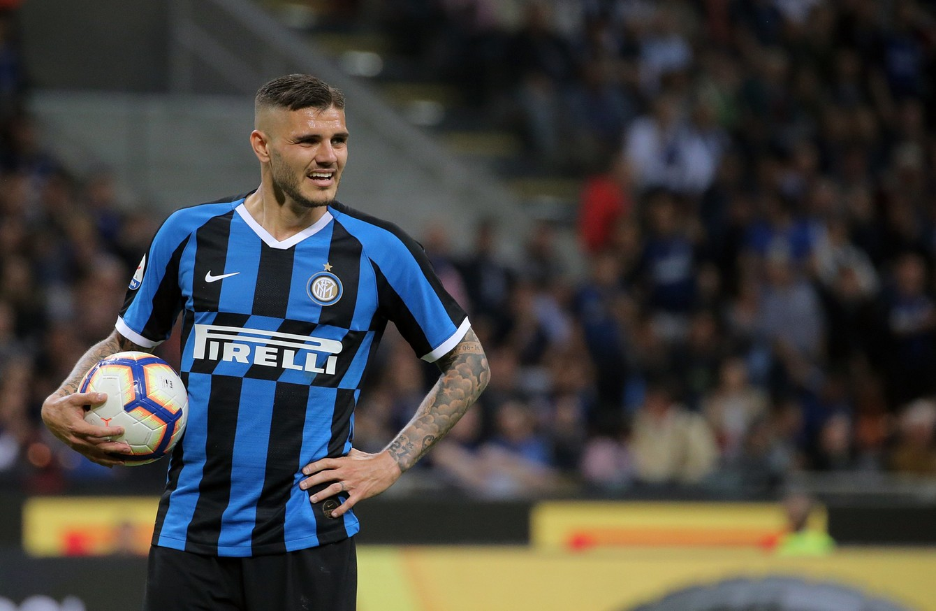 Former Captain Mauro Icardi Excluded From Inter Milan S