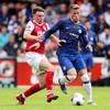 Olivier Giroud scores twice in Inchicore as Chelsea bag friendly win against St Pat's