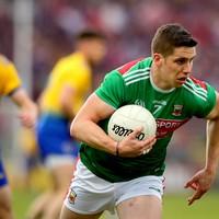 Keegan returns as Mayo name side to play Kerry