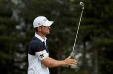 Austria's Wiesberger surges into lead at Scottish Open