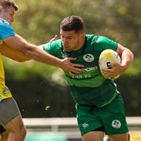 Both Irish sides qualify for 7s quarter-finals with Olympic spot on the line