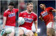 Cork boss McCarthy expects injured trio to return for Tyrone clash next weekend