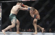 Veteran Faber marks UFC return with 46-second knockout in Sacramento