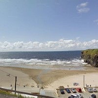 Major rescue operation launched last night after two swimmers get into difficulty off Kerry coast