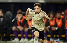 'Every young winger looks up to him' - James aspires to be like Giggs