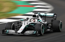 Hamilton makes British Grand Prix history with Silverstone success