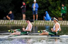 Byrne and Doyle add to Ireland's medal tally at World Cup in Rotterdam