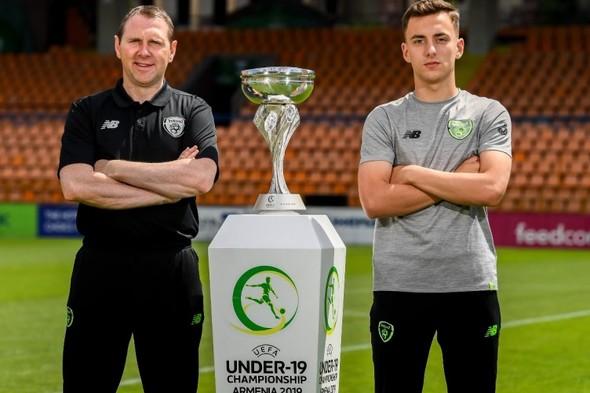 Ireland U19s set for Euros opener against Norway side managed by Premier League veteran