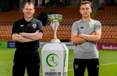 Ireland U19s set for Euros opener against Norway side managed by Premier League veteran