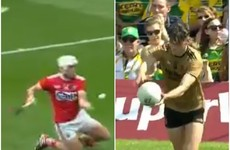 Clifford's sideline point and Horgan's second goal lit up Sunday's GAA action