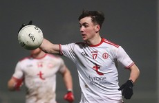 Canavan shines as flurry of Tyrone goals dethrone Derry to clinch Ulster U20 crown