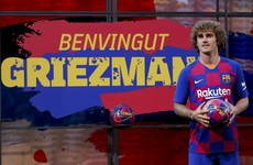 Barcelona insist Atletico have no proof of wrongdoing over signing as Griezmann unveiled