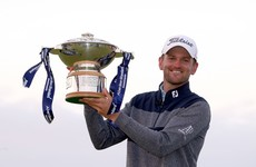Austria's Wiesberger edges out dramatic playoff to clinch Scottish Open