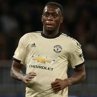 Zaha gave Wan-Bissaka advice after his Man Utd move