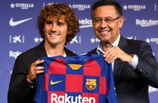 Griezmann doesn't regret 'La Decision' and insists he can repair the damage