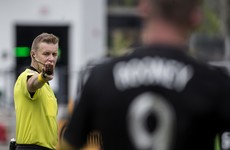 Irish referee in the spotlight after NY Red Bulls snatch controversial winner in Hudson River derby