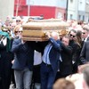 'He lifted the gloom of the nation': Dublin says goodbye to Brendan Grace