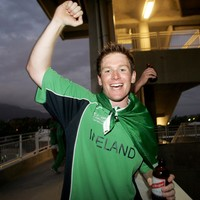 From Rush to Lord's: Eoin Morgan on top of the world
