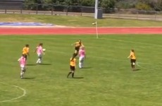 Wexford Youths star takes the mick with goal-of-the-season-contending volley