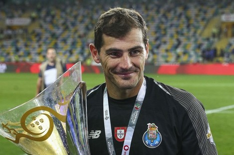 Iker Casillas will join Porto's backroom staff.