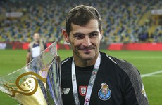 Casillas not retired but will join Porto's backroom staff as he continues recovery from heart attack