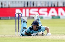 Watch: England benefited from 'clear mistake' on way to winning World Cup