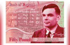 World War II codebreaker to be face of Bank of England's new £50 note