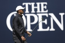 Woods among the afternoon starters as The Open arrives at Royal Portrush