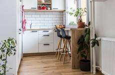6 ways to add extra working space to a tiny kitchen - from smart trolleys to sliding shelves