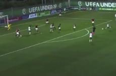 Super strike from Man City midfielder earns Ireland U19s a draw in Euros opener
