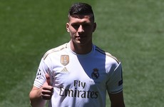 'I wanted to be a winner like her' - Madrid new boy Jovic inspired by sister's battle with leukemia