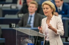 Von der Leyen 'ready' to back Brexit delay in pitch to MEPs for European Commission president bid