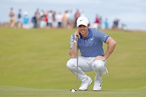 McIlroy is back on home soil this week.
