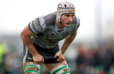 Former Connacht flanker joins growing Irish contingent at Nottingham