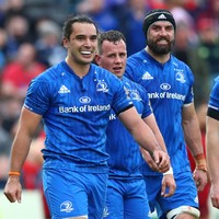 Leinster announce first-ever men and women's double-header