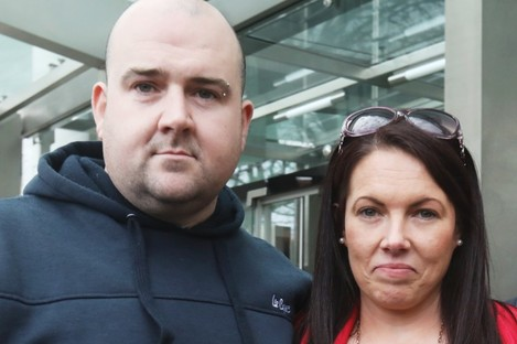 Robert and Michelle Ryan have filed cases against Patrick Quirke.