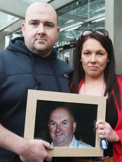 Children of Bobby Ryan launch High Court cases against father's killer Patrick Quirke