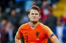 De Ligt has agrees to join Juventus in €75 million deal - reports