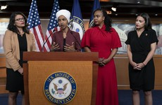 Who are the progressive congresswomen Trump tweeted should 'go back' to where they came from?