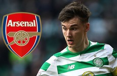 Lennon warns Arsenal that Tierney is 'far more experienced and rounded' than £50m Wan-Bissaka
