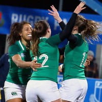 Two November Tests and extended inter-pros in Ireland Women's 13-month plan