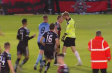 Bohs captain and UCD goalkeeper banned for violent conduct