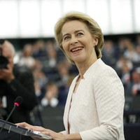 Ursula von der Leyen narrowly elected as new President of the European Commission