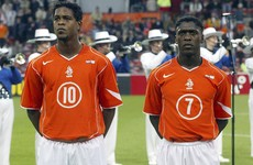 Dutch legends Seedorf and Kluivert sacked after Cameroon crash out of Africa Cup of Nations