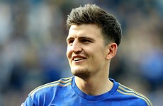 Two bids for Man Utd target Maguire have been 'nowhere near' Leicester's valuation, says Rodgers
