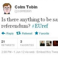 In pictures: Twitter's reaction to #EURef