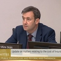 Minister sought guarantee for premium reductions but told 'it would be difficult to persuade insurers'