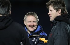 Big gig: Simon Easterby named new Scarlets head coach