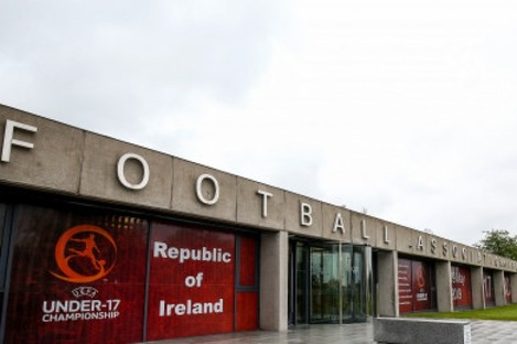 FAI headquarters at Abbottstown.